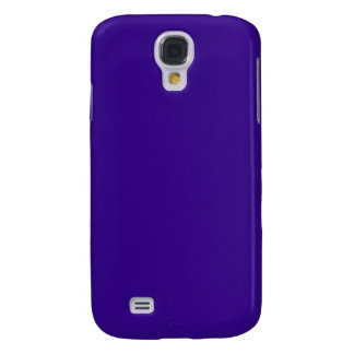 Blue iPhone Cases (dark blue) Galaxy S4 Case
