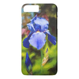 Blue Iris iPhone 8 Plus/7 Plus Case