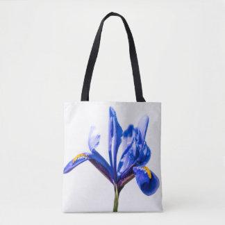 Blue Iris Tote