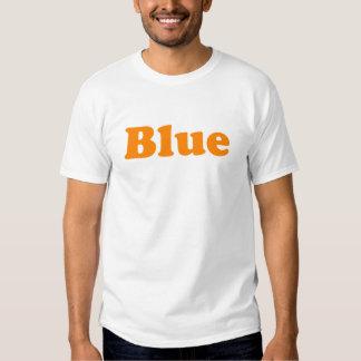 Blue is subjective tee shirts