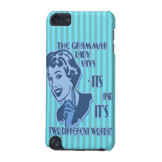 Blue Its and It's iPod Touch Speck Case iPod Touch (5th Generation) Covers