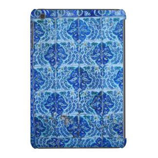 'Blue Iznik' ipad mini case