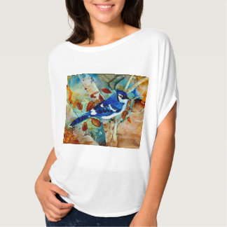 Blue Jay in the Tree T-Shirt