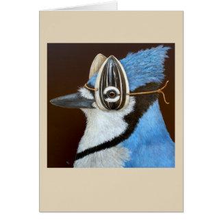 Blue Jay King card
