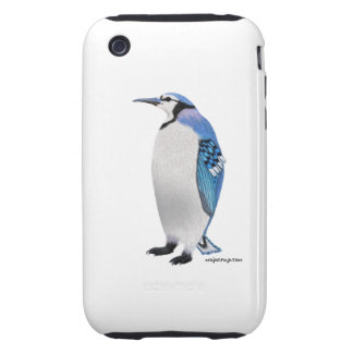 Blue Jay Penguin Tough iPhone 3 Cases