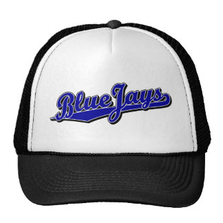 Blue Jays in Blue Cap