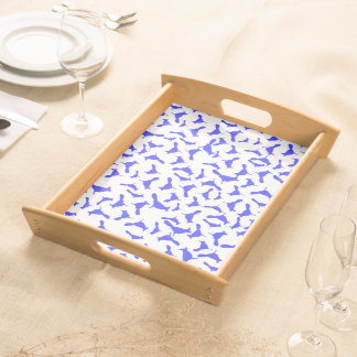 Blue Jays Serving Tray