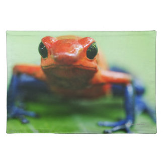 Blue Jean Frog Placemats