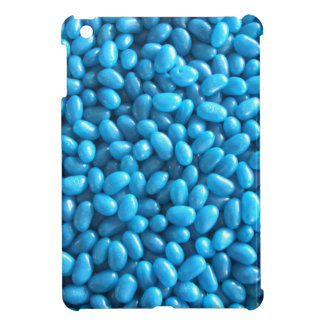 Blue Jelly Bean iPad Mini Case