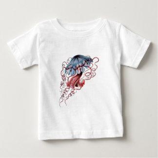 Blue jellyfish baby T-Shirt