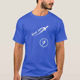 Blue Jets Shirt