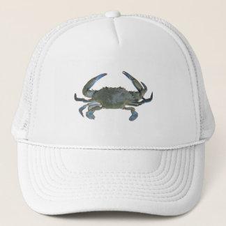 "Blue ""Jimmy"" Crab Trucker Hat"
