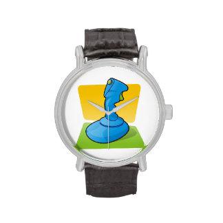 Blue Joystick Watches