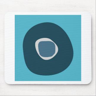 BLUE JPEG MOUSE PADS
