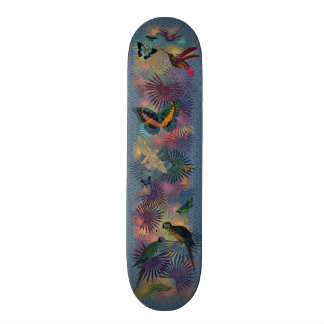 """""""Blue Jungle"""" Skate Board Decks"""