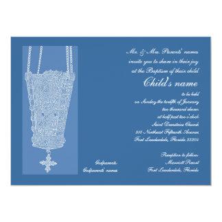 Blue Kandili Card