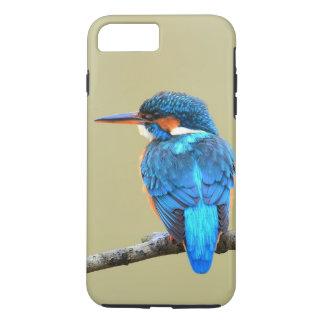 Blue Kingfisher Bird iPhone 7 Plus Case