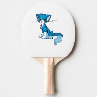 Blue Kitty Paddle