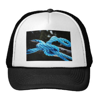 Blue Knot Trucker Hat