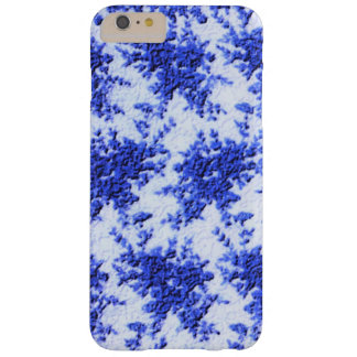 Blue Lace Barely There iPhone 6 Plus Case