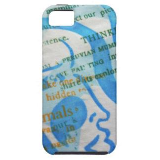 Blue Lady tough case-mate iPhone 5 Cases