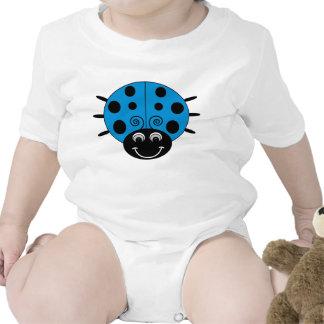 Blue Ladybug Tee Shirt