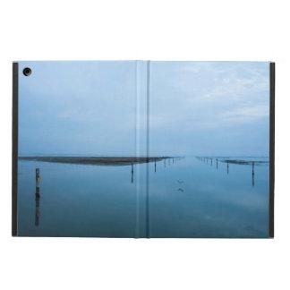Blue lagoon case for iPad air