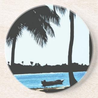 Blue Lagoon Coasters