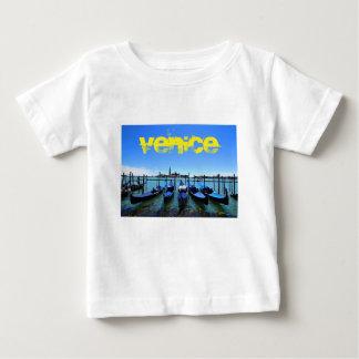 Blue lagoon in Venice, Italy Baby T-Shirt