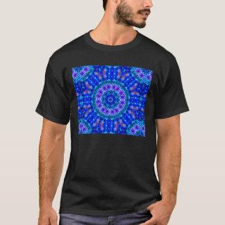 Blue Lagoon of Liquid Shafts of Light T-Shirt