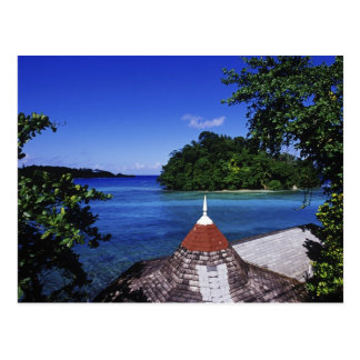 Blue Lagoon, Port Antonio, Jamaica Postcard