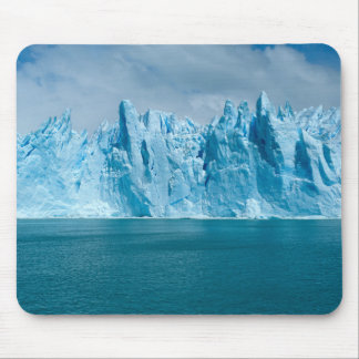 Blue Lake, Ice And Sky Mouse Mat