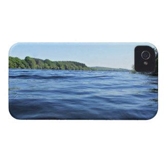 Blue Lake iPhone 4 Case