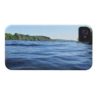 Blue Lake iPhone 4 Covers