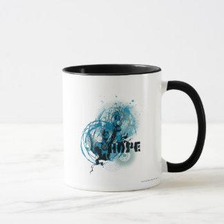 Blue Lantern Graphic 3 Mug