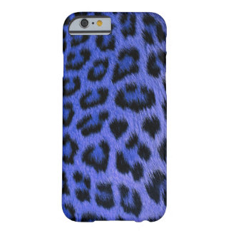 Blue Leopard iPhone 6 case (high res.)
