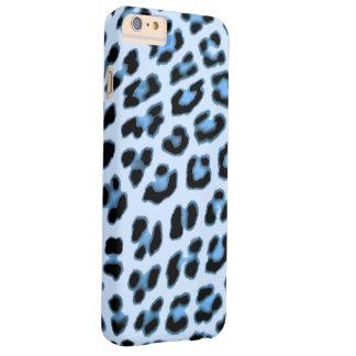 Blue Leopard Print Case