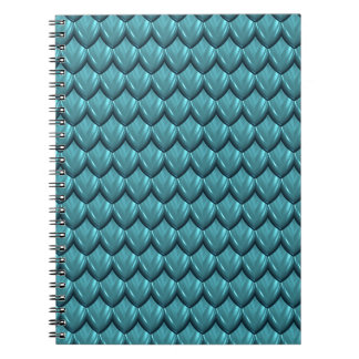 Blue Light Armor Texture. Scale Pattern Background Notebooks