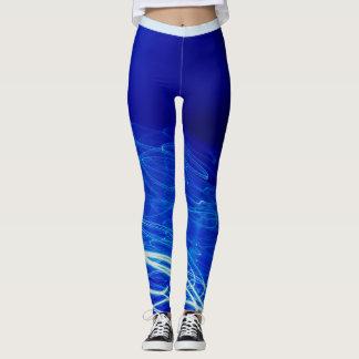 Blue Light Leggings