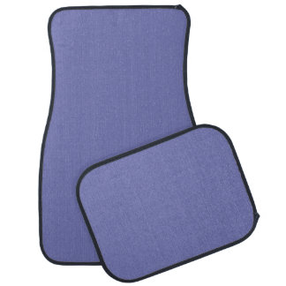 BLUE LIGHT MORNING MIST (solid color) ~ Floor Mat
