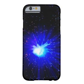 Blue Light Show phone case