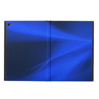 Blue Light Trails Modern Science Powis iPad Air 2 Case