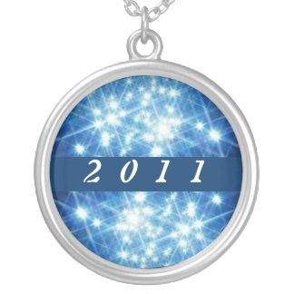 Blue Light year 2011 Necklace