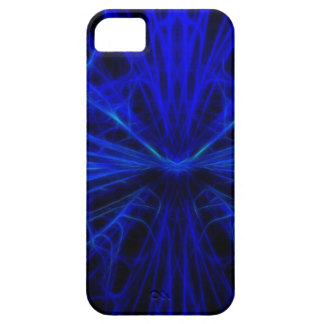 blue lightning iPhone 5 covers