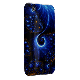 blue lightnings iPhone 3 cases