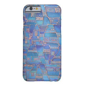 Blue Like Klee Barely There iPhone 6 Case
