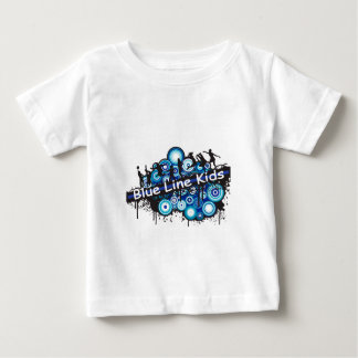 Blue Line Kids Baby T-Shirt