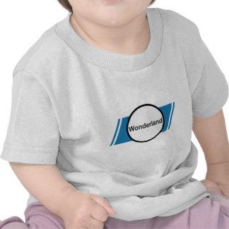 BLUE LINE: WonderlandBLUE LINE: Wonderland T Shirts
