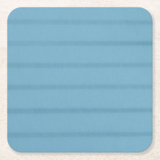 Blue Lined Paper Coaster