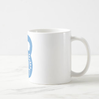 "Blue ""Live Love Lift!"" Coffee Mug"